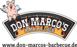 Logo Don Marcos Barbeque RGB o Elipse mit Transp