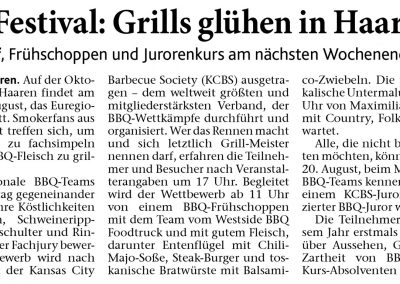 Aachener Zeitung (19.08.2016)